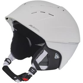 Alpina Spice Ski Helmet white matt